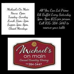 Michael's on Main New